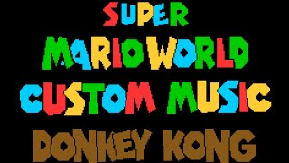 SMW Custom Donkey Kong Music Collection (2015)