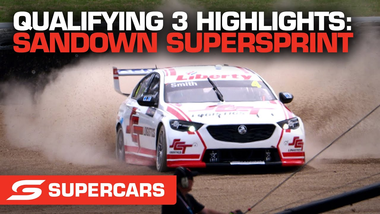Qualifying 3 Highlights - Penrite Oil Sandown SuperSprint | Supercars 2021