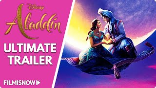 ALADDIN (2019)🧞 ULTIMATE TRAILER | Disney Live-Action Movie