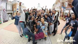 [Howard University Campus Pals] Takeover Six Flags [Watch 1080i]