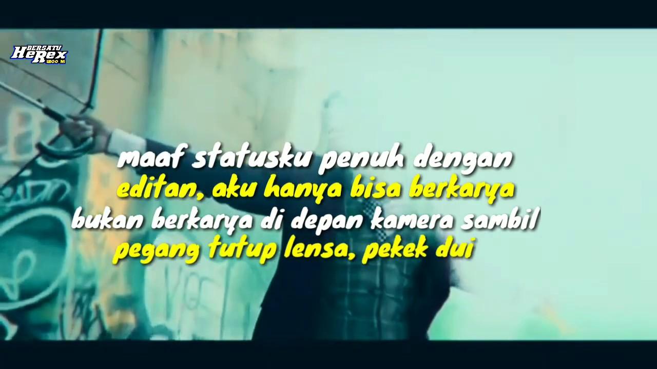 kata-kata (caption) buat ank EDM buat status WA - YouTube