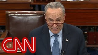 Schumer to Trump: You will not get your wall, abandon your shutdown strategy