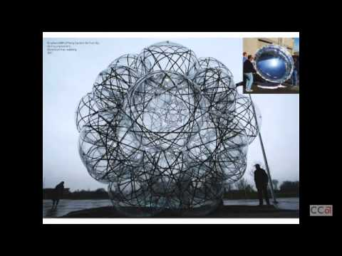 Lecture by Tomás Saraceno