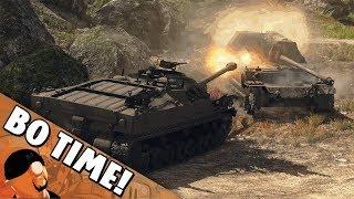 "War Thunder - T28 - ""Turtle Pass!"""