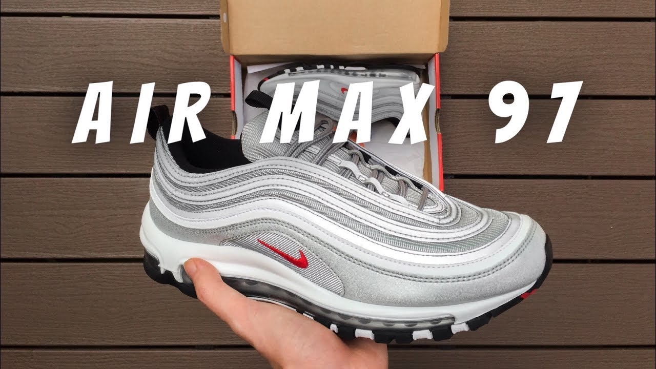 Nike Air Max 97 JD Sports Thailand Facebook