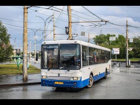 Автобус №111 Екатеринбург - Верхняя Пышма (ост. Музей)