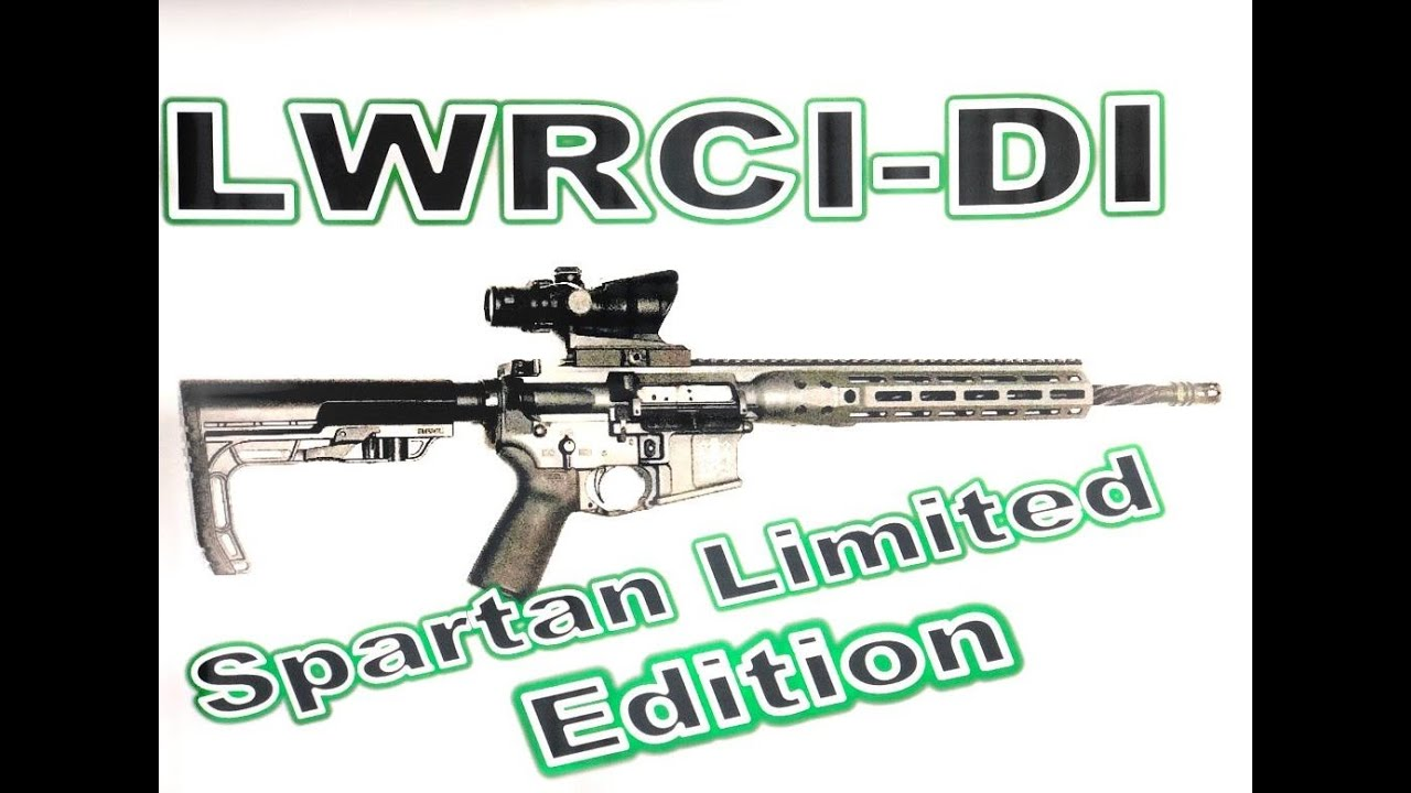 LWRC (IC DI Series) AR-15   Full Review (Limited Edition)   Best Top Tier AR-15 ?