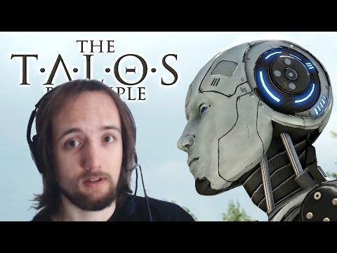 The Talos Principle (RIP Serious Sam)