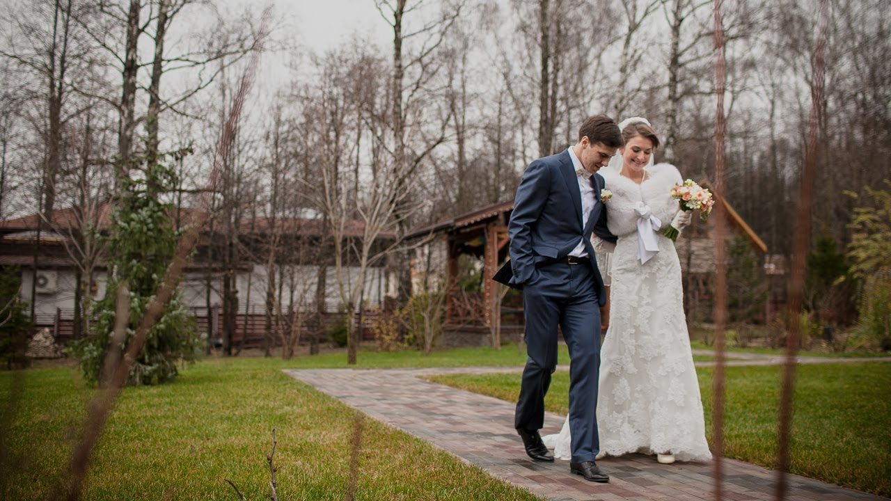 Фото свадеб в ноябре 11