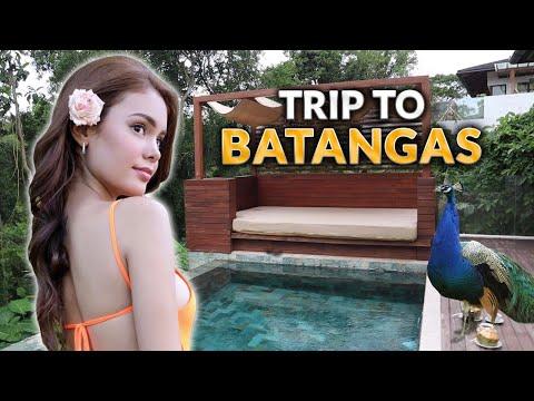 TRIP TO BATANGAS! | IVANA ALAWI