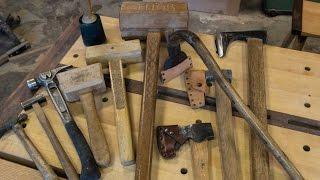 Tool Talk #1 Hammers, Mallets, Axes