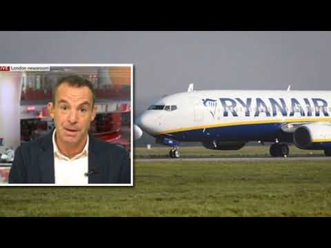 Martin Lewis: Ryanair passengers should do THIS if flights have been cancelled