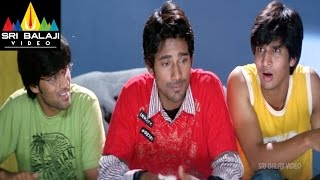 Happy days movie tamanna varun sandhesh dreaming of love | varun sandesh,tamannah | sri balaji video
