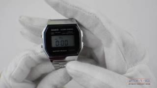 Обзор электронных часов Casio A158WEA-1EF