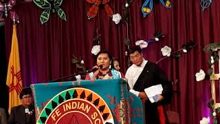 SFIS GRADUATION CEREMONY 2019 –  Presentation of Gifts to Dr. Lobsang Sangay