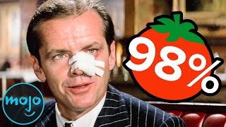 Top 10 Movies that Should Have Gotten 100 Percent on Rotten Tomatoes