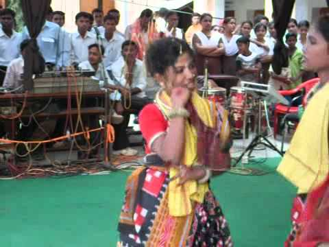 Mahani Lagichhey ----Sambalpuri Dance in Annual Day function of Gangadhar Meher College, Sambalpur