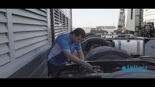 JALTEST UNIVERSITY | Avería en el sistemas de frenos de Iveco Stralis Euro 6