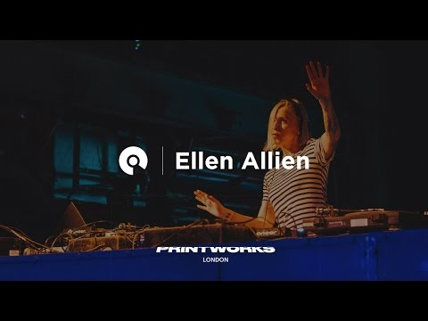 Ellen Allien - Melt Festival x Printworks London (BE-AT.TV)