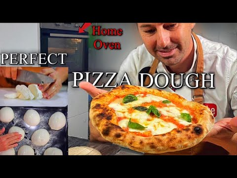 How to Make Perfect Pizza Dough  For the HouseNEW 2021