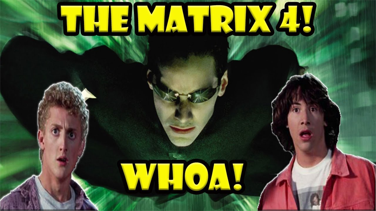 The Morning After: 'Matrix 4' release date sets up a Keanu Reeves ...