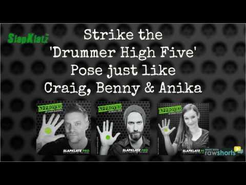 SlapKlatz Drummer High Five