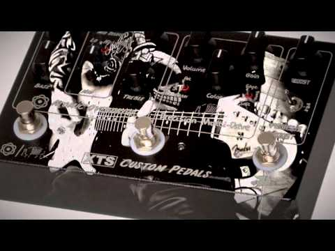 XAct Tone Solutions XTS Preamp