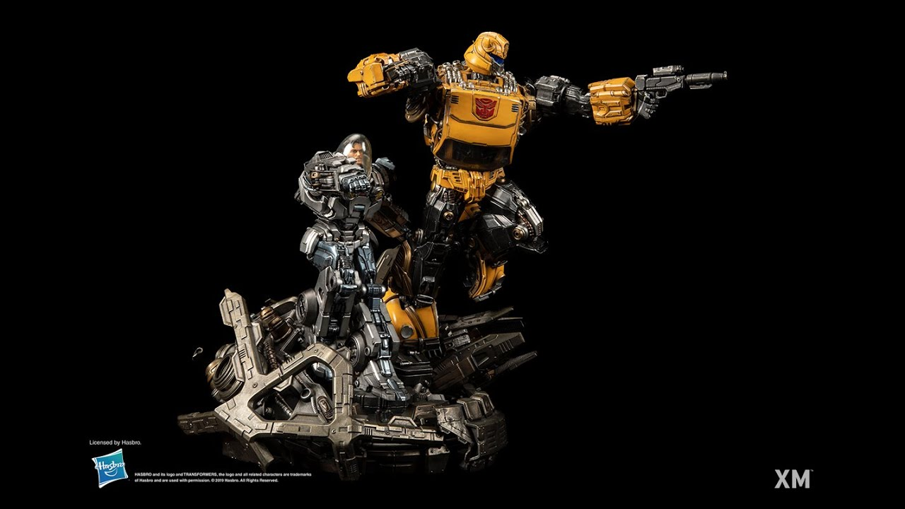 First Look - Bumblebee by XM Prototype Sample