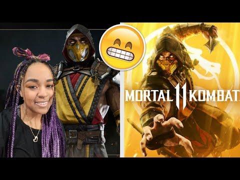Finally Playing Mortal Kombat 11 | Button Smashing at its FINEST!