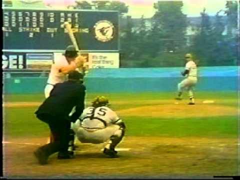 Game 6 1971 World Series Oriole Magic!