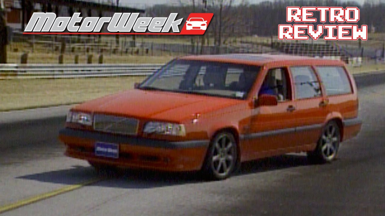 Retro Review 1996 Volvo 850r Sportswagon