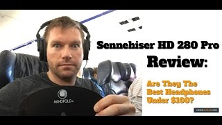 Sennheiser HD 280 Pro Headphones Review (are they the best headphones under $100)