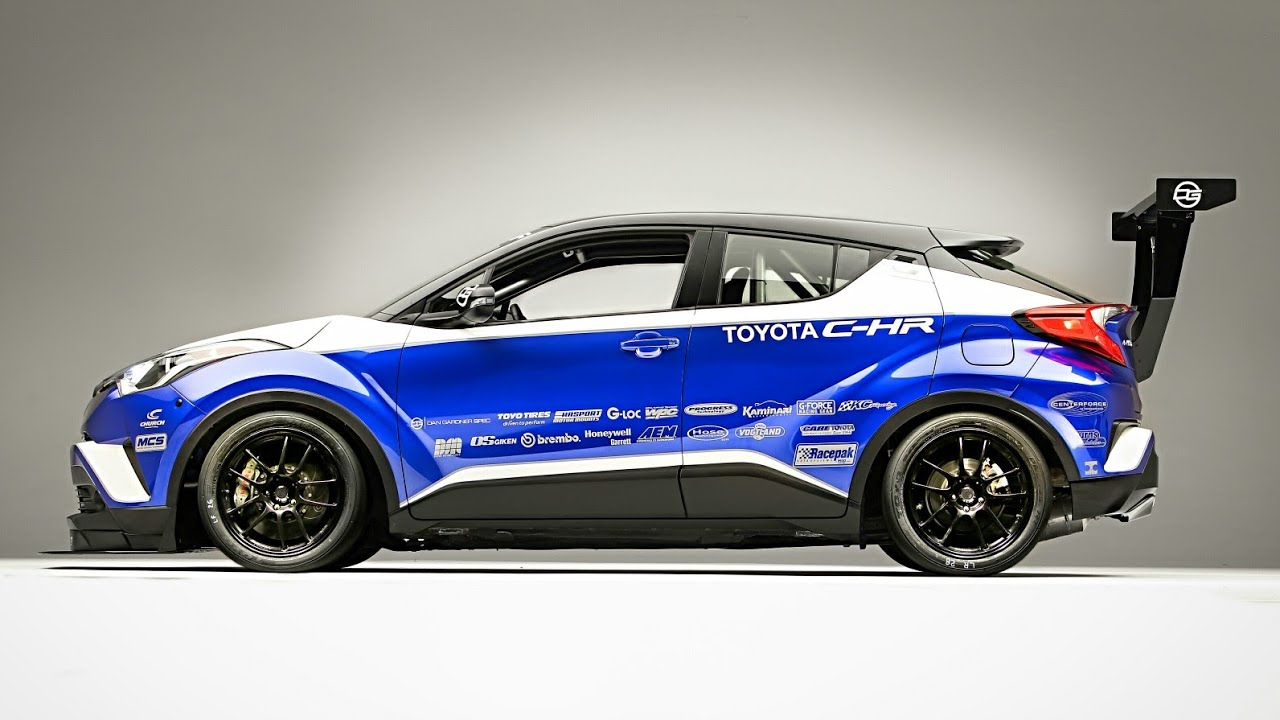 Toyota Chr R Tuned Fastest Crossover In The World