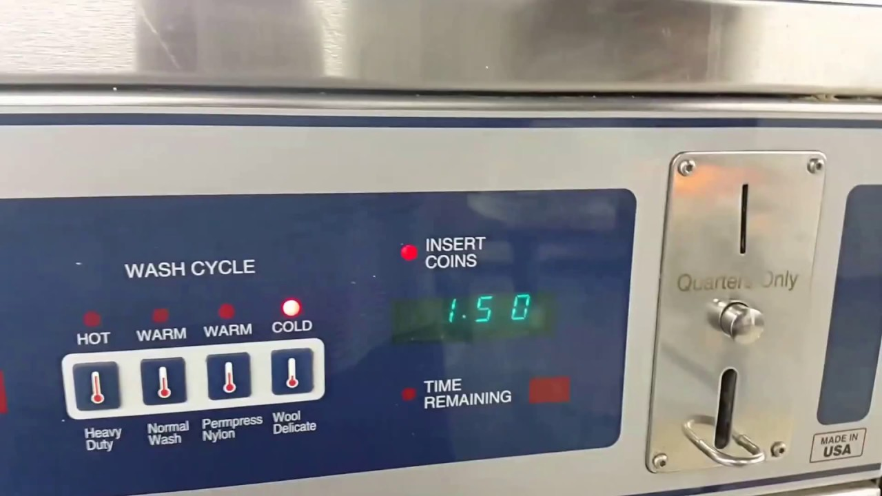 How To Use The Dexter Triple Load Washing Machine At