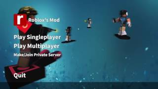 Gmod on ROBLOX?| ROBLOX: RMod #1