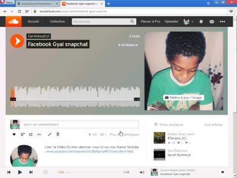 #Comment Télécharger des musique sur SoundClound#