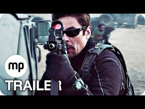 Sicario 2 Trailer 2 Deutsch German (2018)