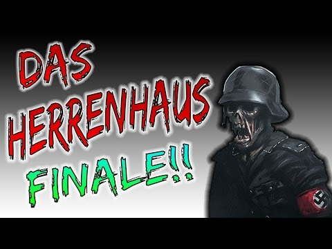 Das Herrenhaus Finale! Easter Egg And Death!