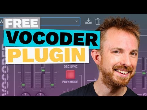 Free Vocoder Effect Plugin Tutorial for Adobe Audition