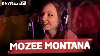 MOZEE MONTANA — про женский рэп, работу сутенером и собственный рынок / #RhymesFM