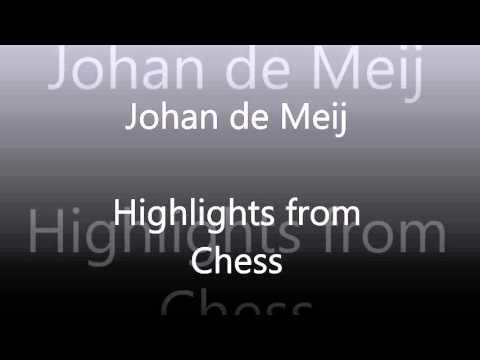 Highlights from Chess - Johan de Meij