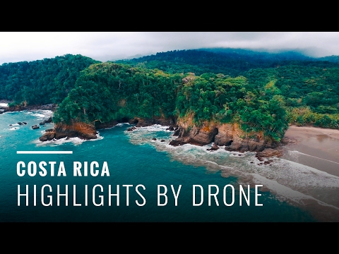 Best Places to Travel in Costa Rica (Drone Highlights)
