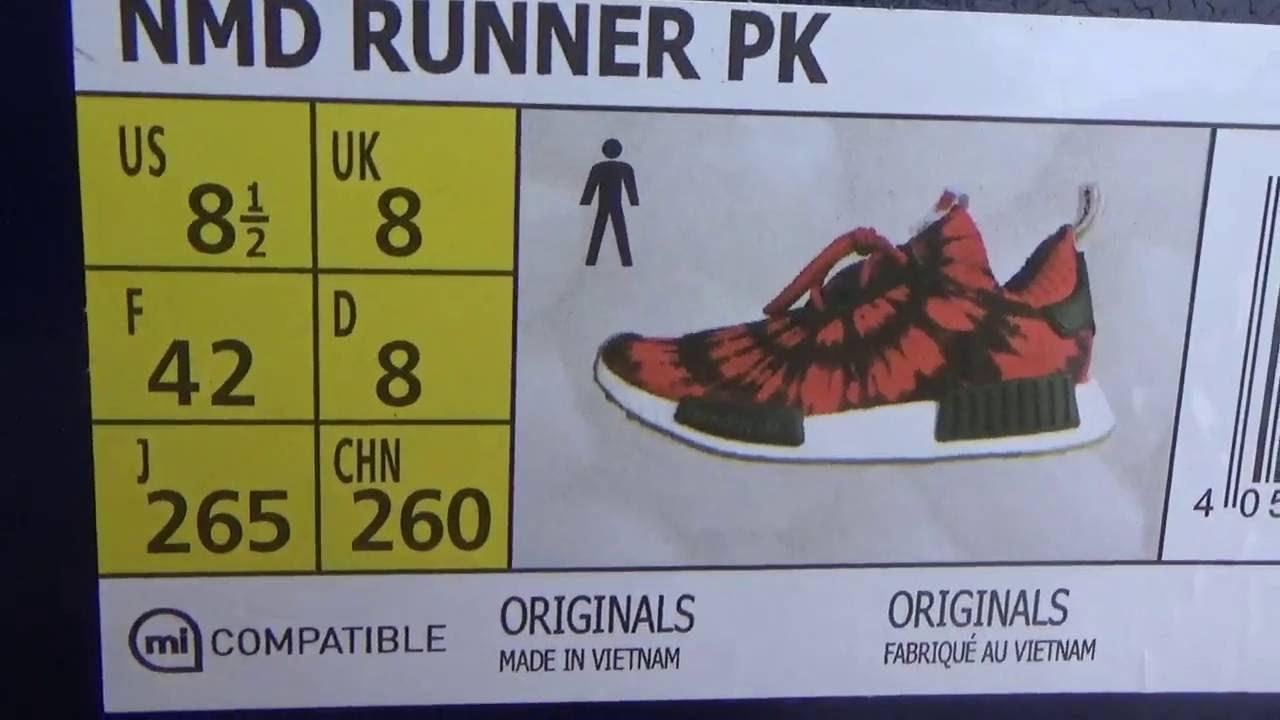 24f64ee81a303 Adidas NMD Runner PK Primeknit Red Spider Man AQ4791 from JordanSneakersNet