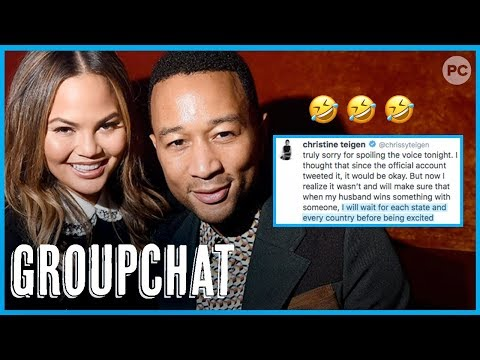 GroupChat Talks Chrissy Teigen's Apology and Channing Tatum's NSFW Instagram Comments