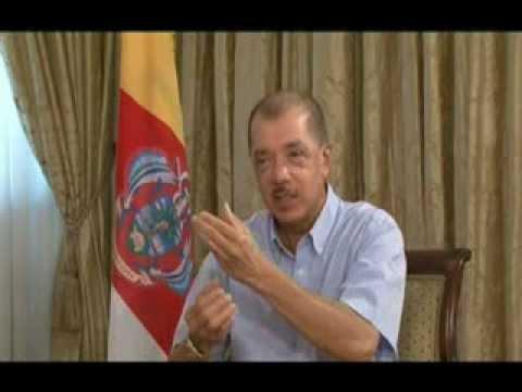 En Moman Avek Prezidan, August 25 2013, SBC TV