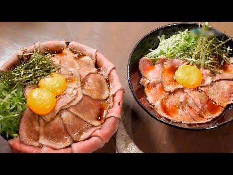 周遊關西 食肉獸必點 Triple燒牛肉丼汁都撈埋