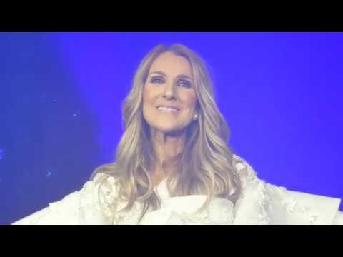 Celine Dion - The Colour Of My Love - Live At The o2, London - Wed 21st June 2017