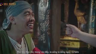 SÓNG GIÓ LỖ TRÍ THÂM   MV Nhạc Chế   Parody  4K
