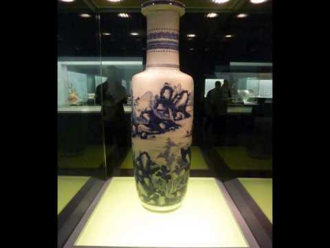 中國古代陶瓷館(Ancient Chinese Ceramics Gallery, Shanghai Museum)  20130925