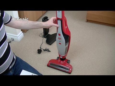 Dirt Devil HandiClean 14.4V Cordless 2 in 1 Stick & Handheld Vacuum Unboxing & First Look